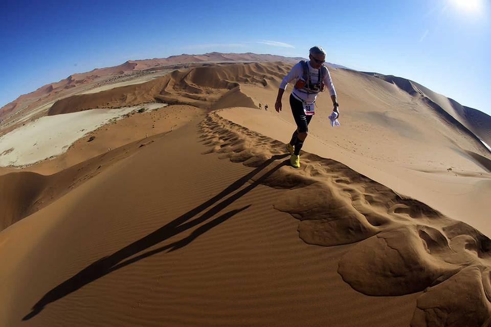 sand dunes in the Atacama Desert
