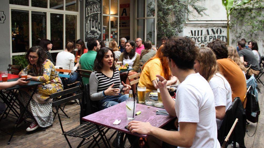 bars in Milan Santeria Paladini