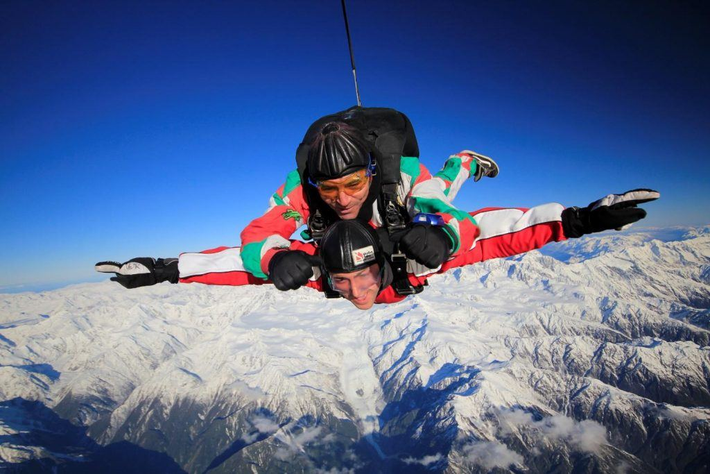 Best Places To Skydive in New Zealand