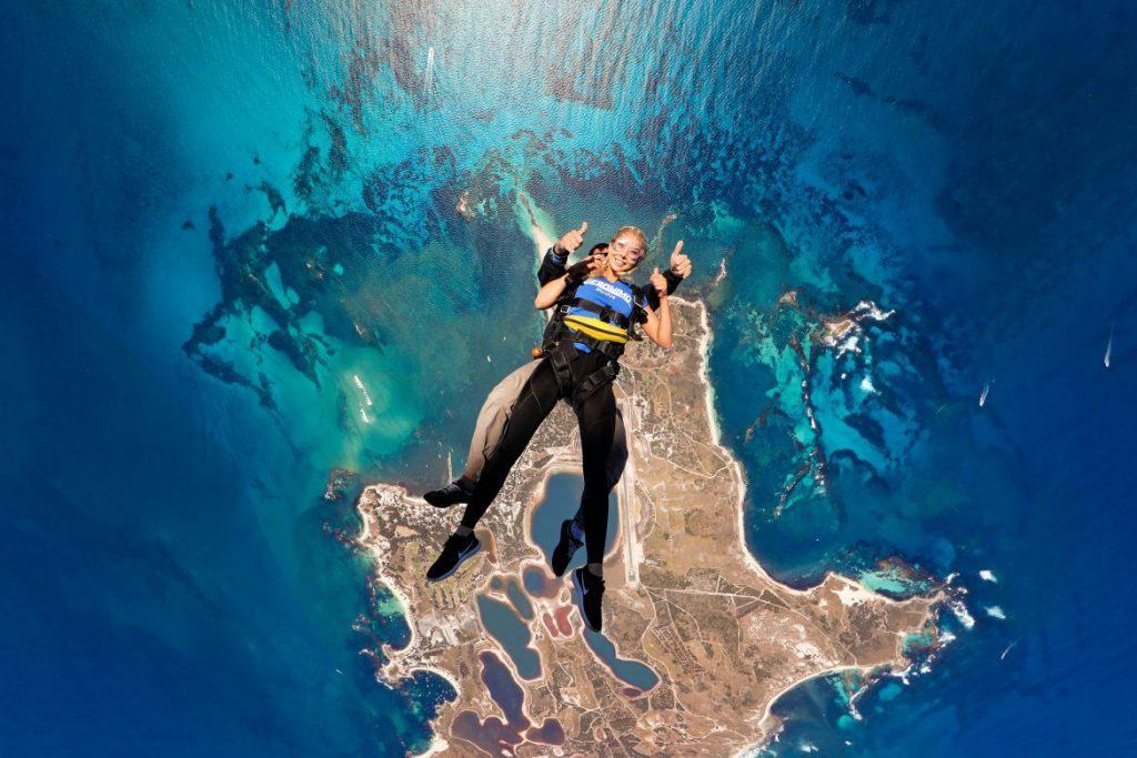Best Places To Skydive in Australia