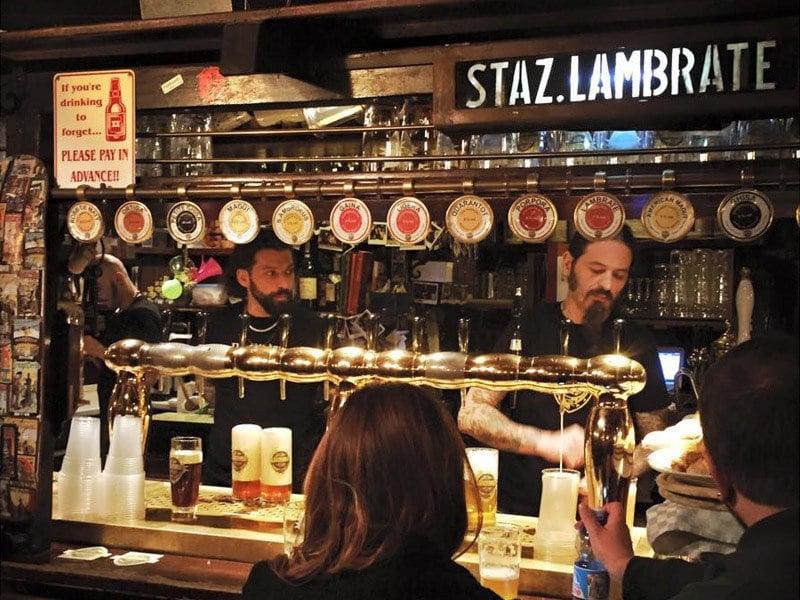 best underground bars in milan, Birrificio di Lambrate