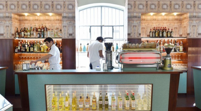Bar Luce best bars in milan
