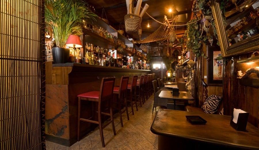 best underground bars in milan, Nottingham Forest