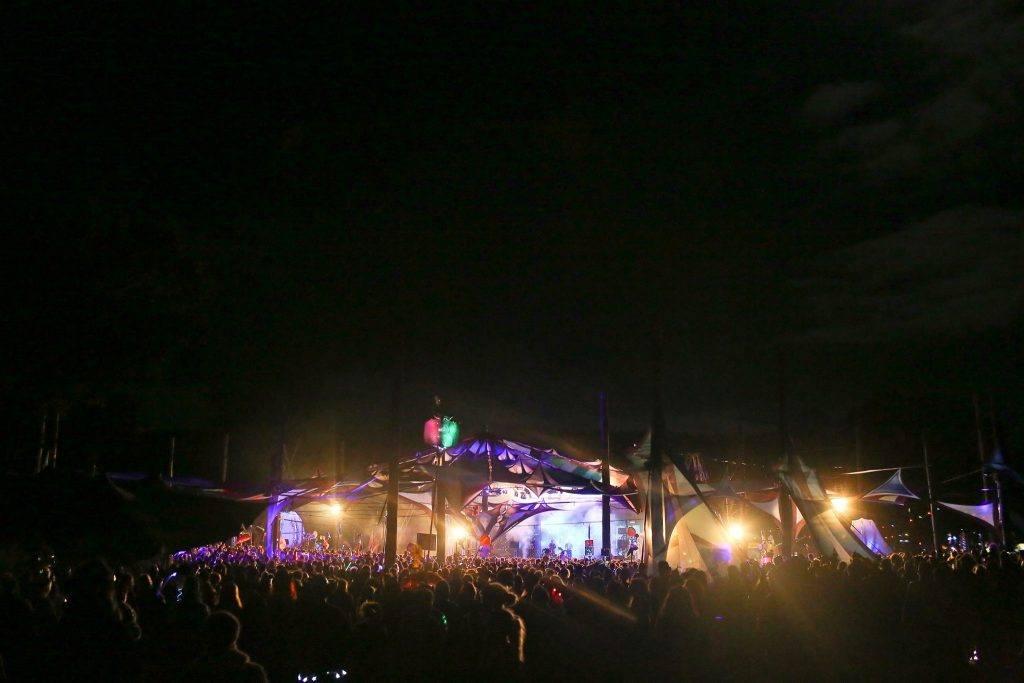 Rainbow Serpent Festival in Victoria, Australia