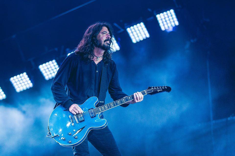 Foo Fighters 10 Best Rock Festivals In Europe