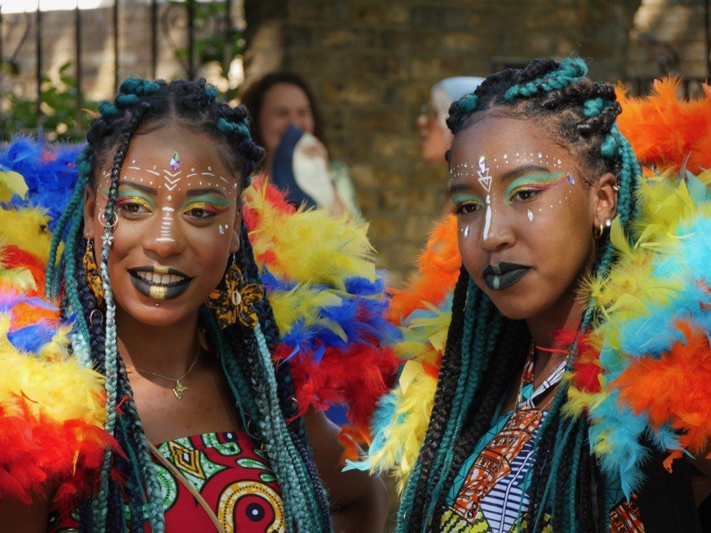 Notting Hill Carnival on Portobello Road