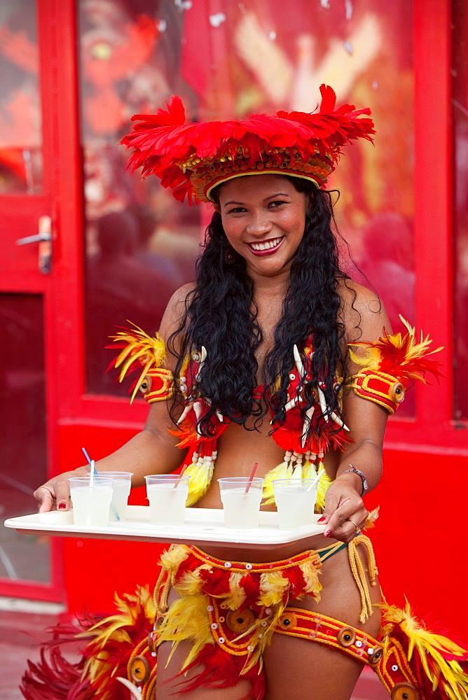 Boi Bumba festival costumes