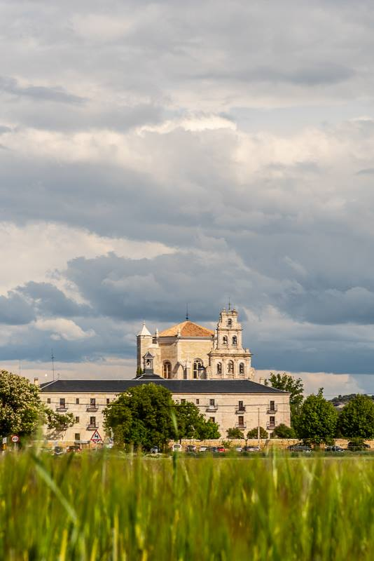 Getting to Burgos in Murcia, Spain