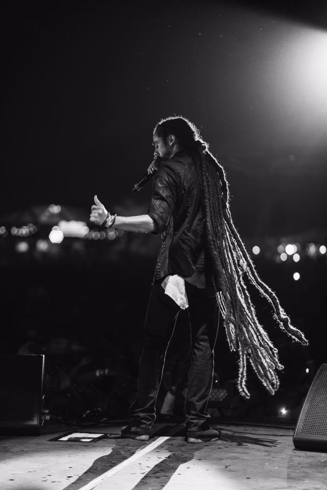 Damian Marley at Reggae Sumfest
