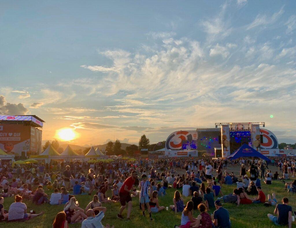 Donauinselfest free music festival