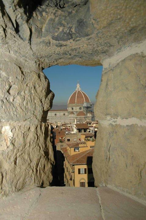 View of Florence in Italy