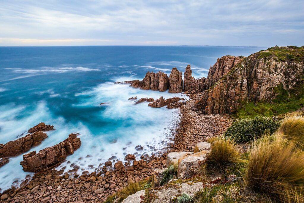 Great Ocean Road in Victoria, Australia