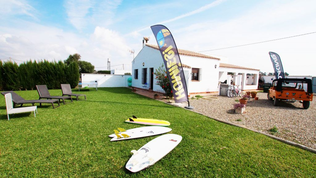 Homie's El Palmar Surf Camp in Spain
