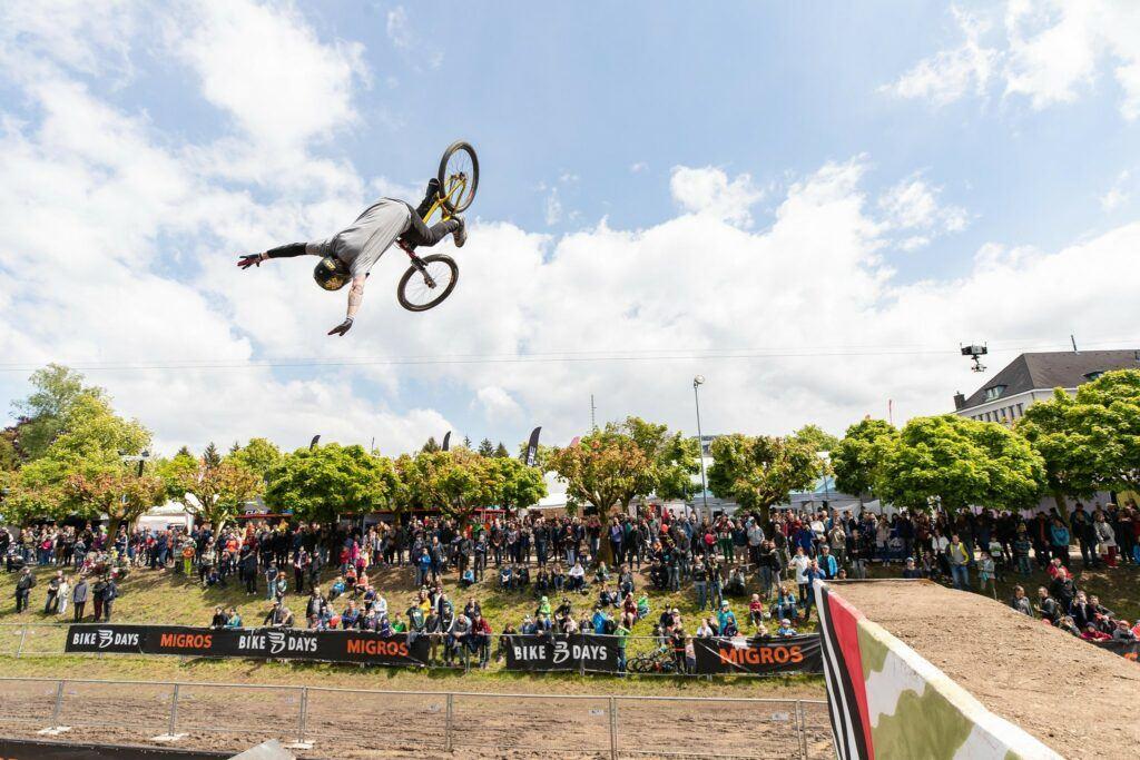 MTB Dirtjump at Bike Days