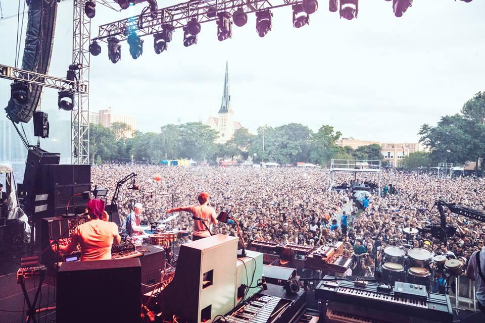 Festivals in July Pitchfork Music Festival
