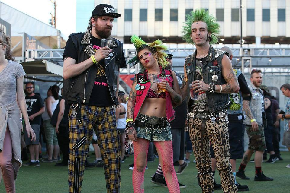 Punk Rock Bowling and Music Festival in Las Vegas