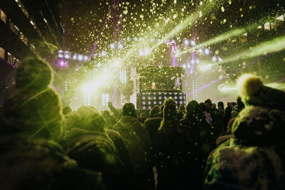 Quebec Winter Carnival concert