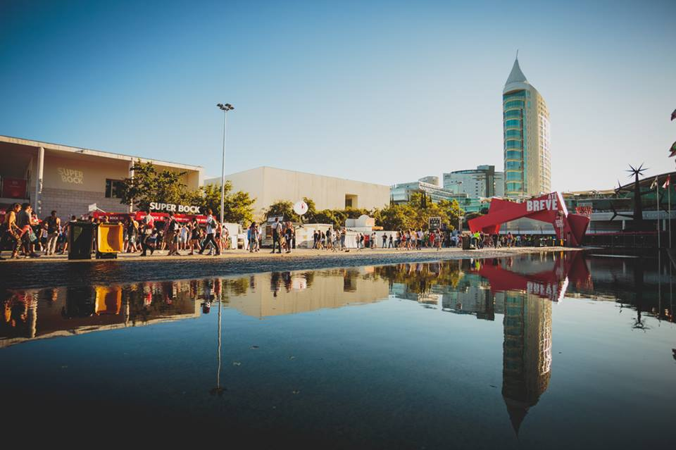 Super Bock Super Rock Festival 2019