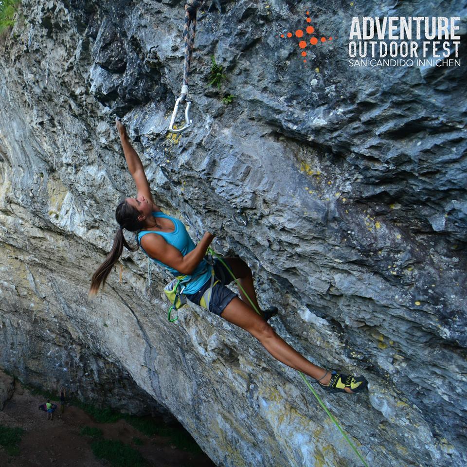 adventure outdoor fest climbing in italy