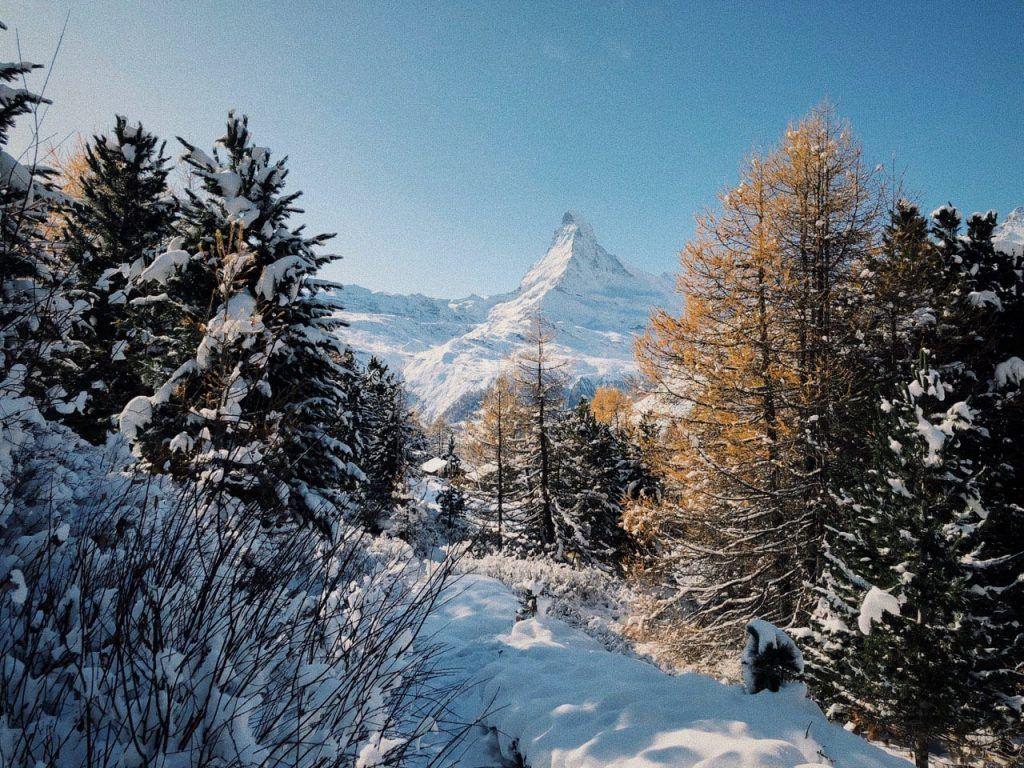 Skiing, snowboarding and ski-touring in Switzerland