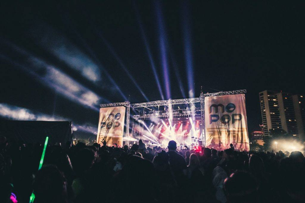 Mo Pop Festival 2019 Detroit, Michigan