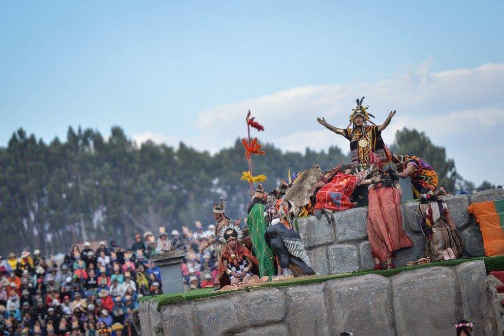 Honor the Sun god at Inti Raymi