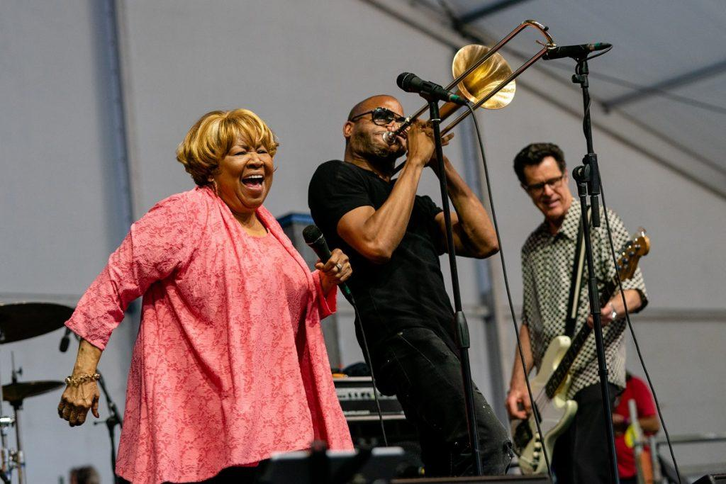 Feel the music at New Orleans Jazz Fest