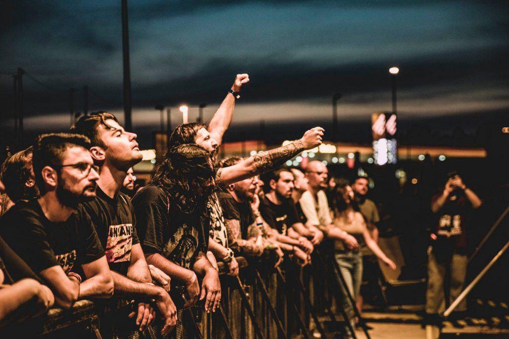 Frantic Fest metal festival in Italy