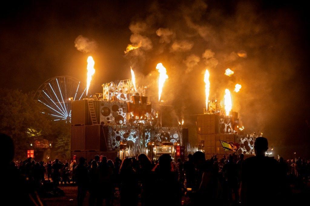 Metal festivals, Hellfest