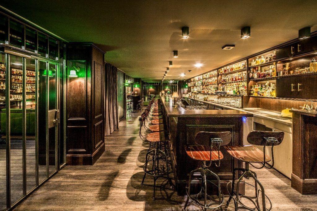 Jigger and Spoon bars in Stuttgart. Germany