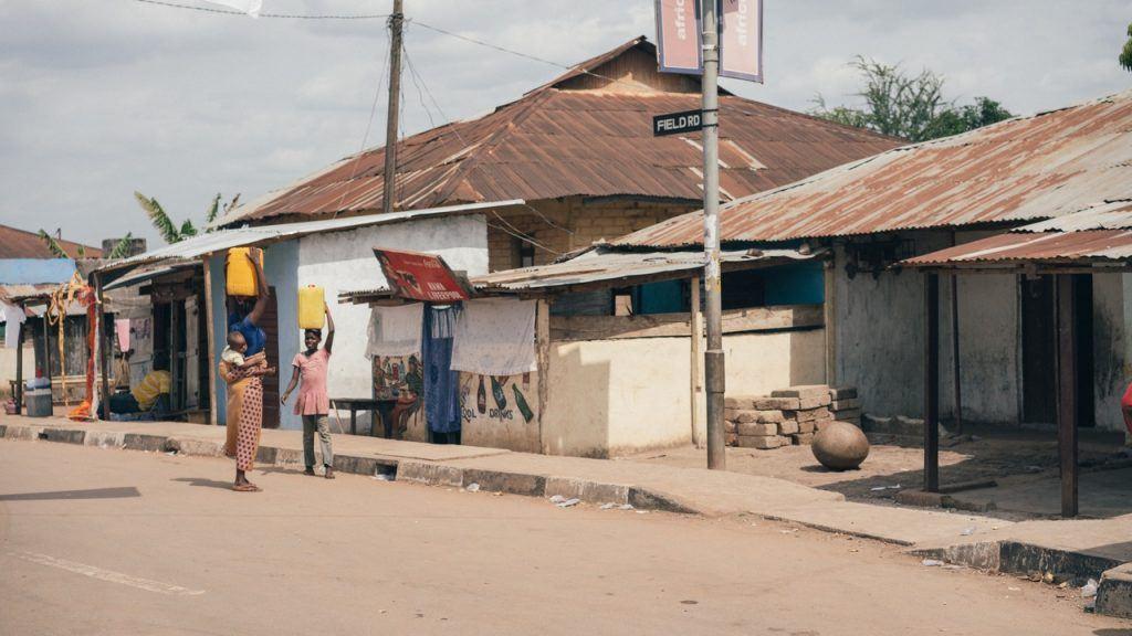 Makeni in Sierra Leone