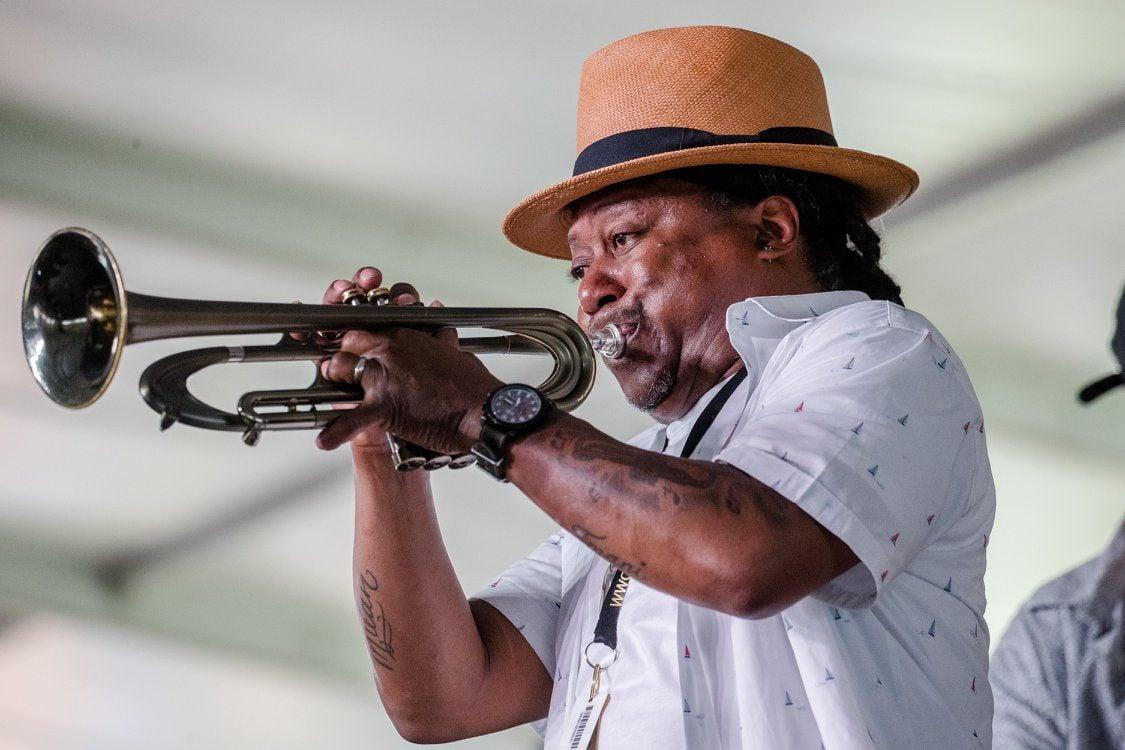 New Orleans Jazz Fest 2021