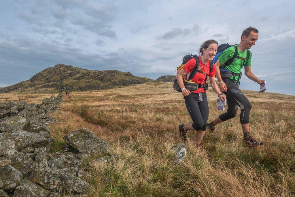 mountain running ROC Mountain Marathon