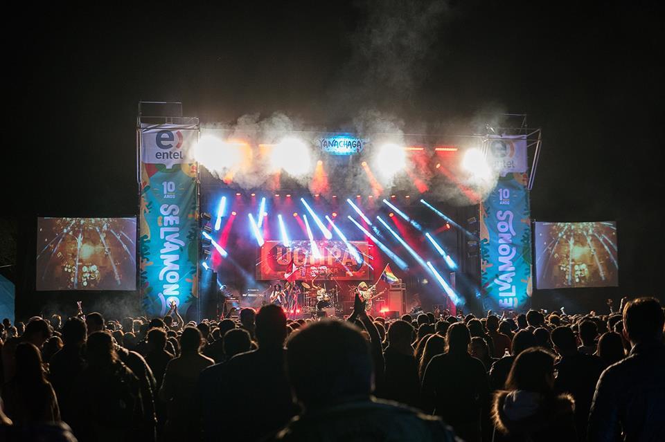 Selvamonos Festival in Peru