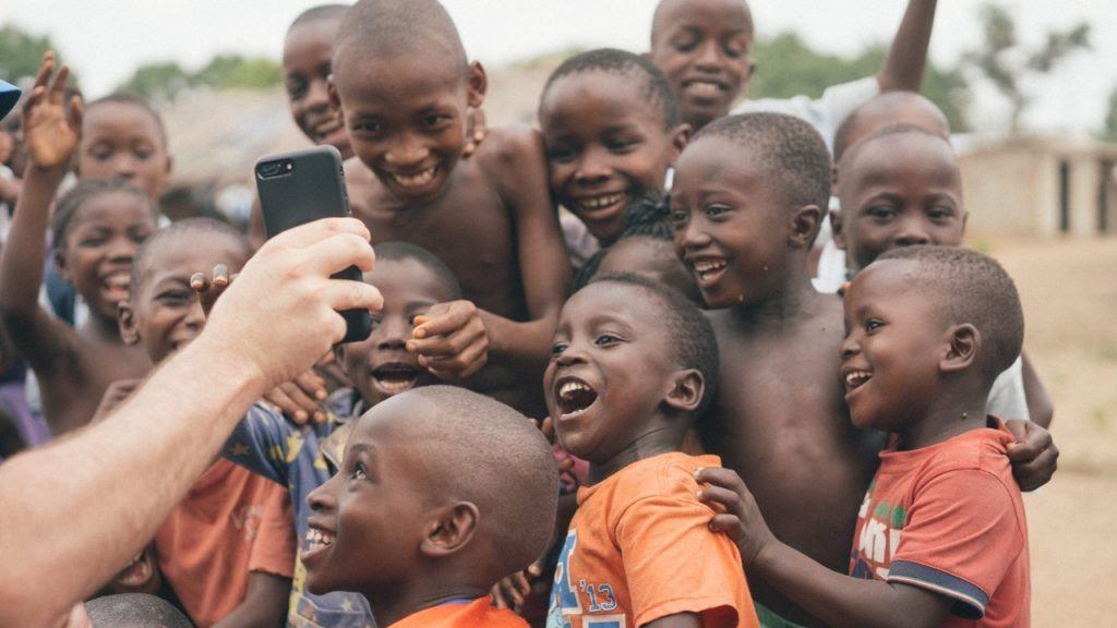 Sierra Leone charity Street Child