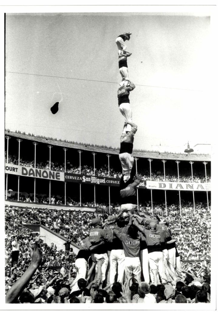 Concurs De Castells is a Catalan tradition for over 200 years