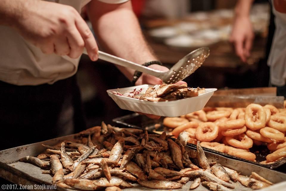 Food Festivals In Serbia, fish festival