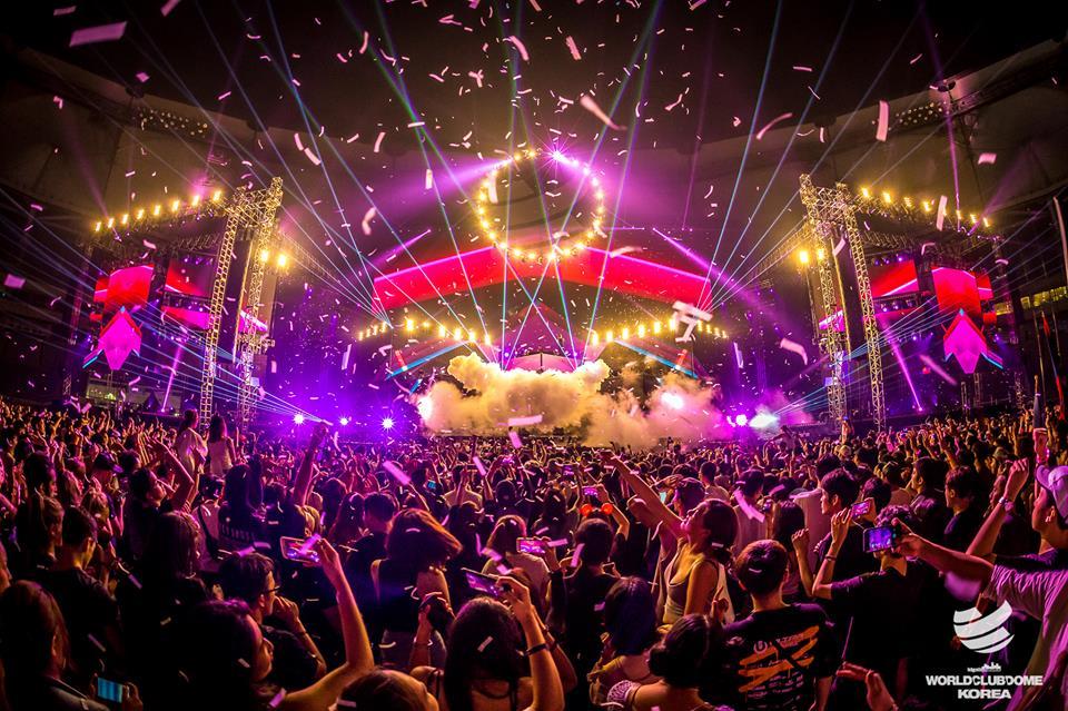 World Club Dome Korea 2018