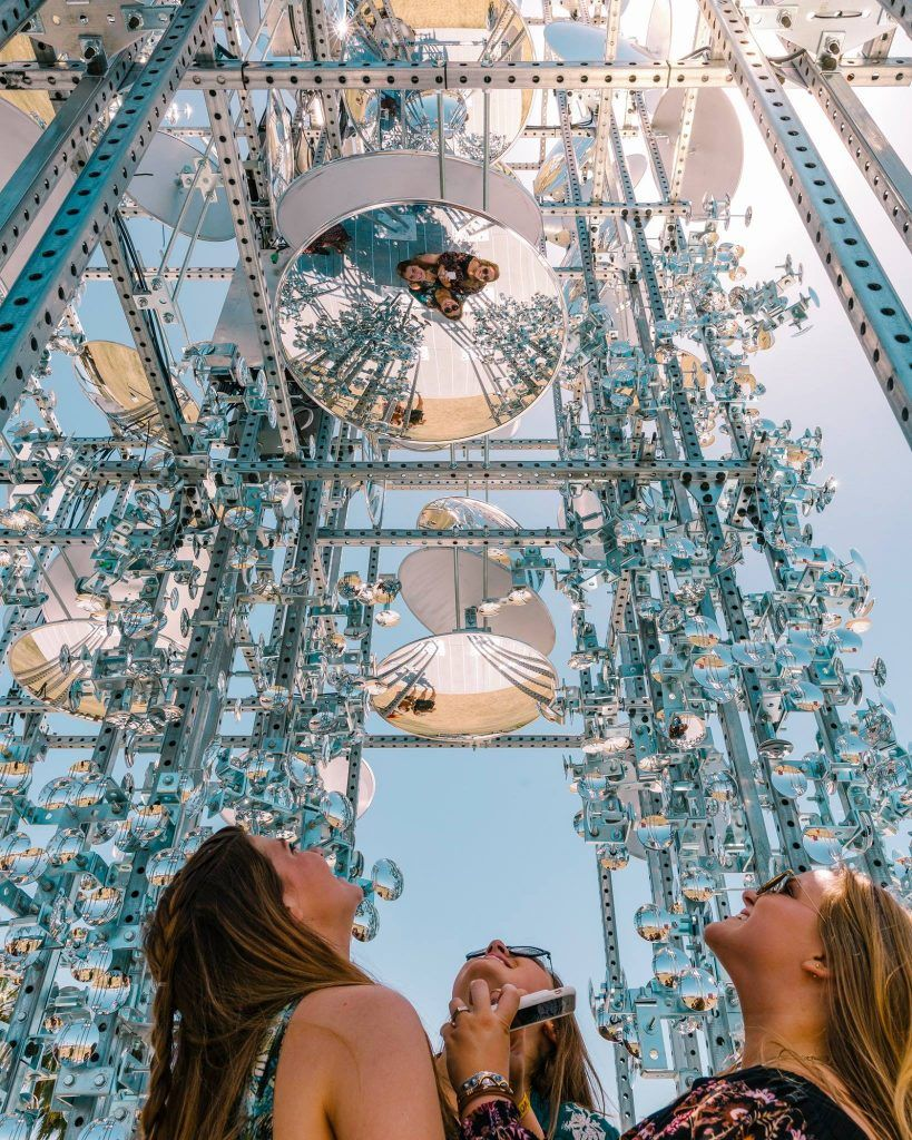 Reflect at Coachella