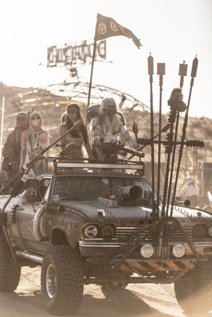 Mad Max fans