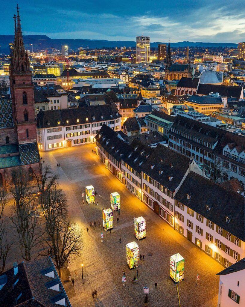 Beautiful Basel