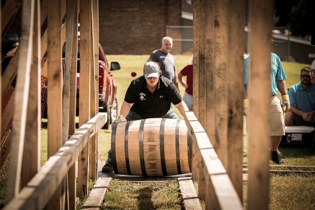bourbon barrel relay