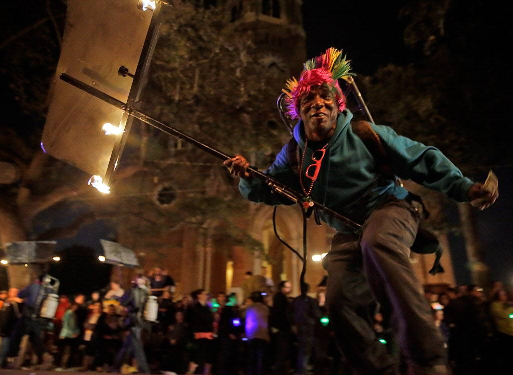Mardi Gras is the Greatest Free Show on Earth