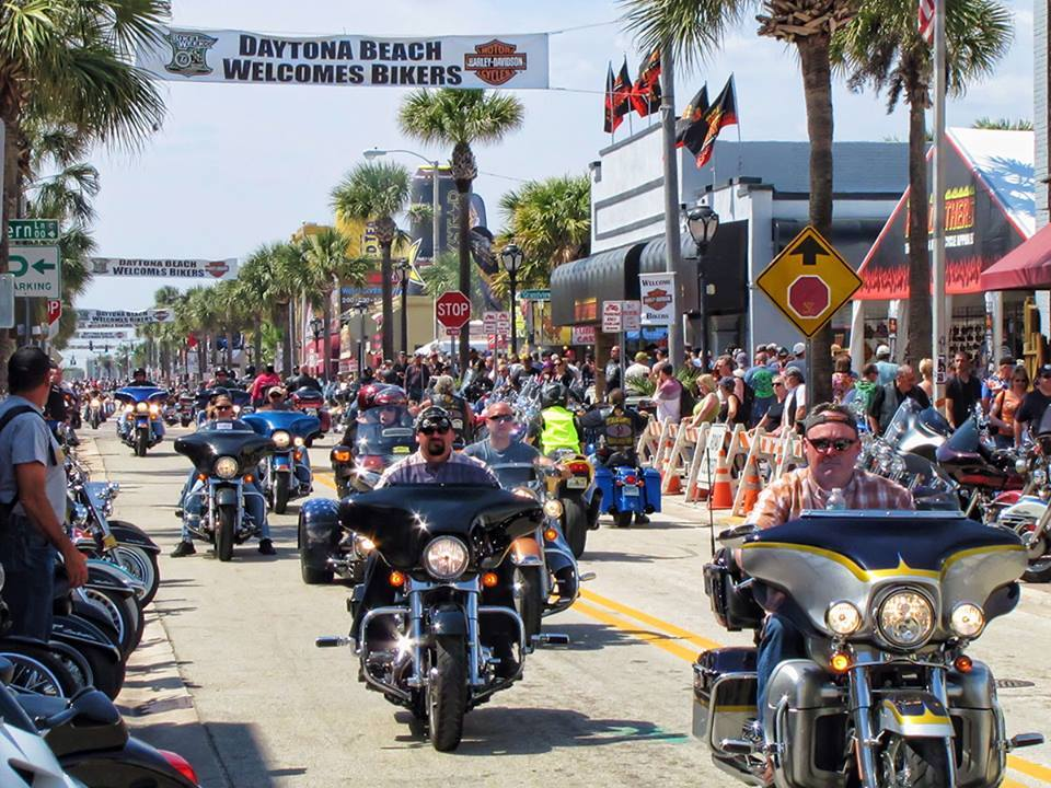 Daytona Bike Week 2020 Daytona Beach, Florida