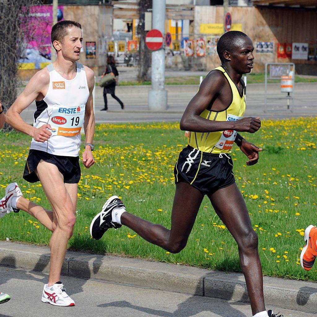 marathon record holder