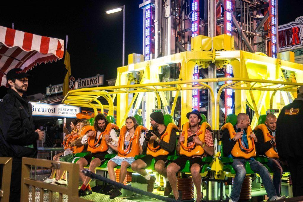 Oktoberfest tips: go on a ride