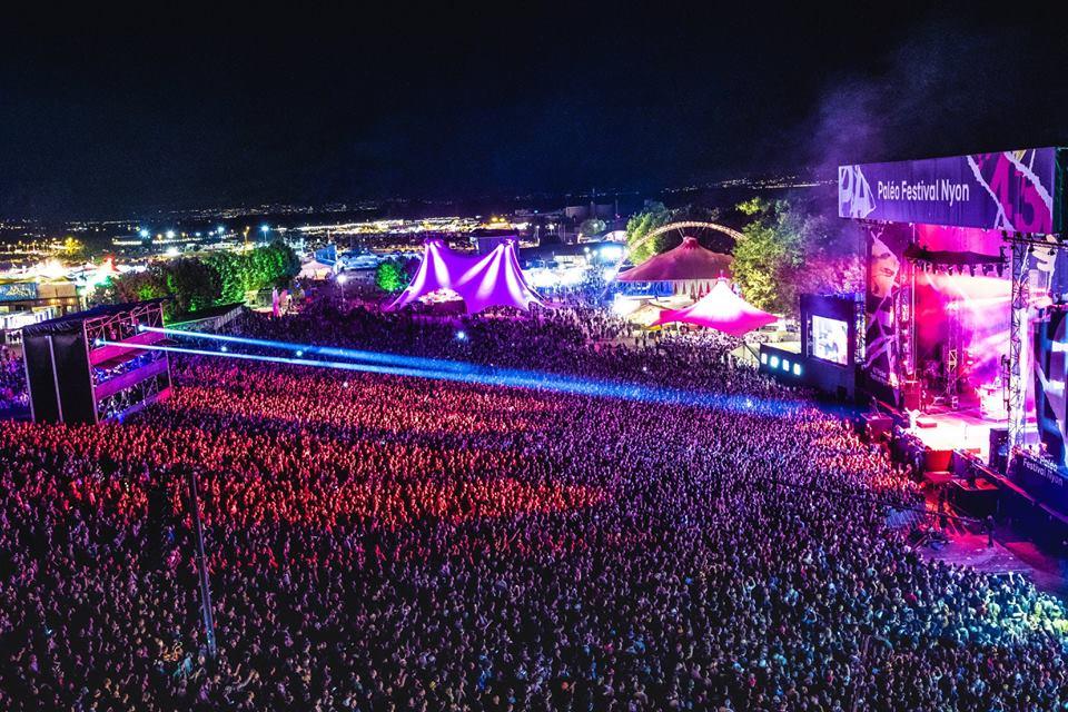 Paleo Festival Nyon 2019
