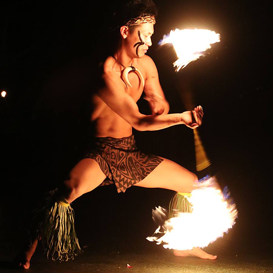 one of the finalists at the Fireknife Championships