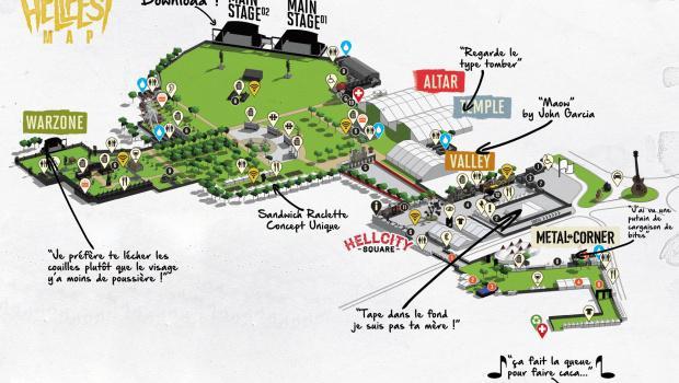 hellfest map