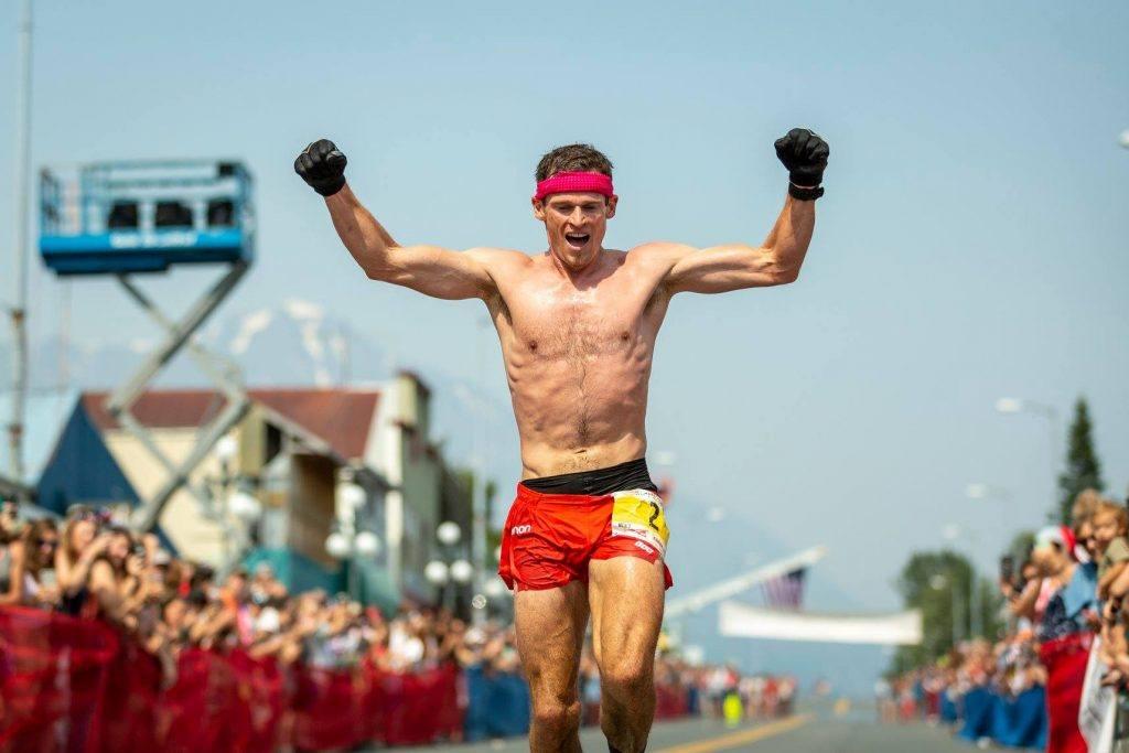 Men's finish